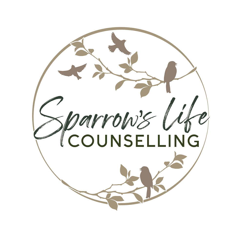 Sparrow's Life Counselling Logo
